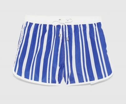 Striped Swimming Trunks, £15.99, zara.com