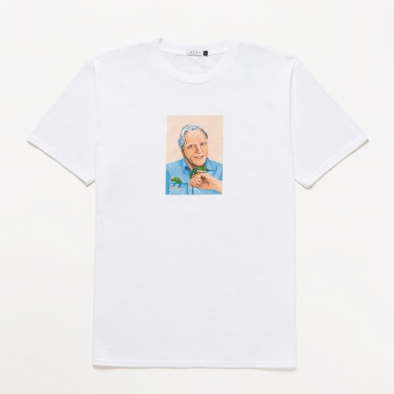 David Attenborough T-Shirt SCRT