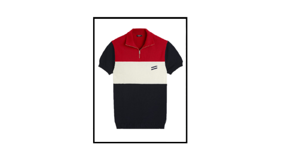 double lined polo ron dorff