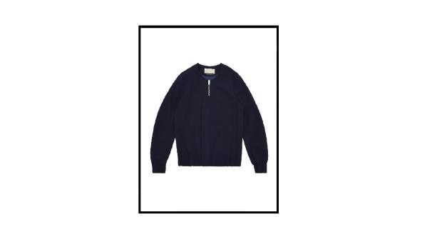 Navy brookfield jacket by prevu