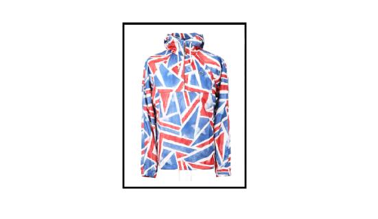 Union Jack Overhead Hooded Jacket PrettyGreen