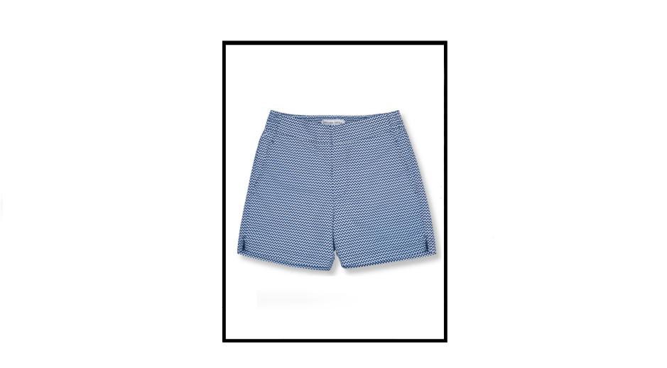 classic copacabana shorts by frescobol carioca