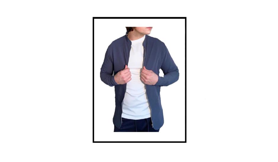 IVY Azure lightweight jacket