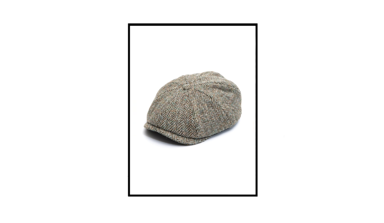 Lennie Lovat Green Hat -Hoxton Blocks